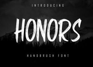 Honors Font