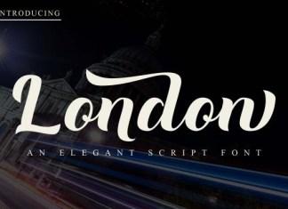 London Font