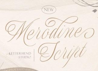 Merodine Font
