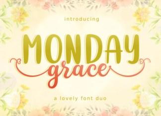 Monday Grace Font