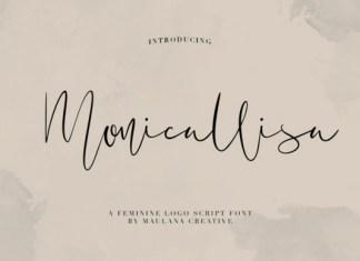 Monicallisa Font