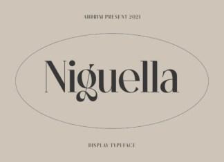 Niguella Font