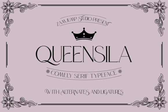 Queensila Font