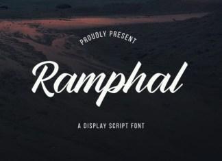 Ramphal Font