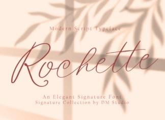 Rochette Font