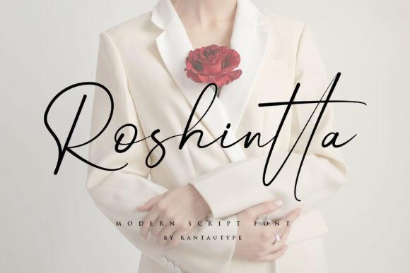 Roshintta Font