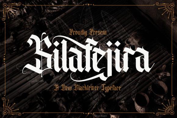 Silafejira Font