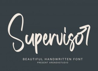 Supervisor Font