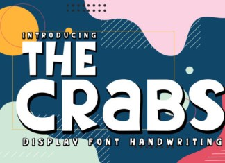 The Crabs Font