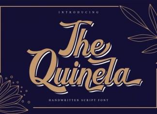 The Quinela Font