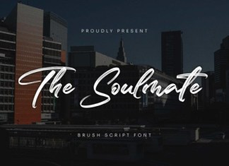 The Soulmate Font