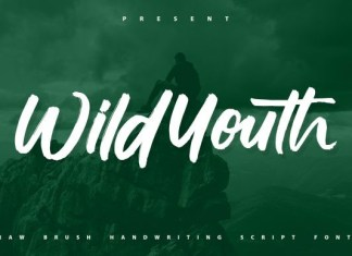 Wildyouth Font
