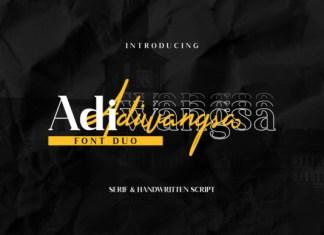 Adiwangsa Font