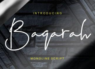 Baqarah Font