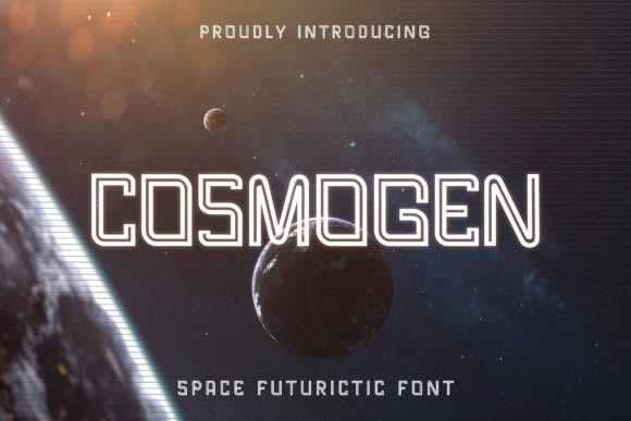 Cosmogen Font
