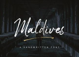 Maldives Font