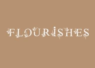 Flourishes Font