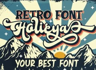 Holicya Font