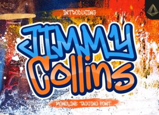 Jimmy Collins Font