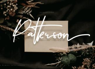 Patterson Font
