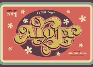 Alota Font