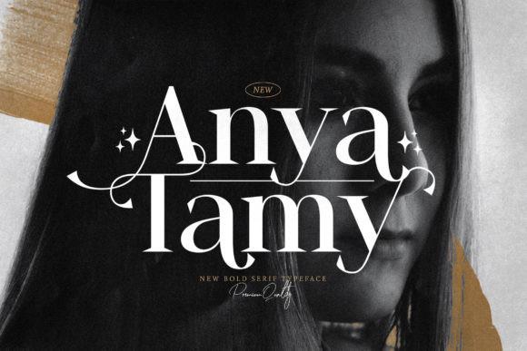 Anya Tamy Font