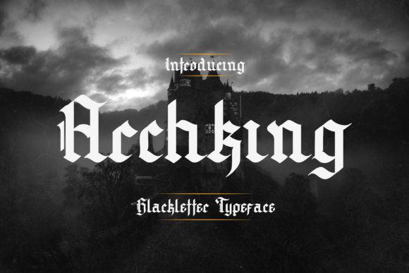 Archking Font