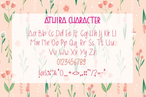 Athira Font