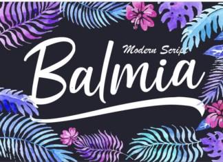 Balmia Font