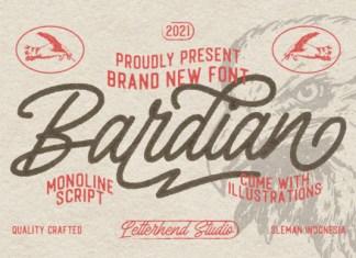 Bardian Font