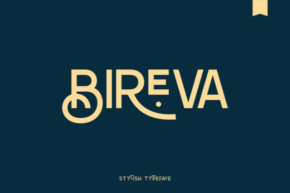 Beriva Font