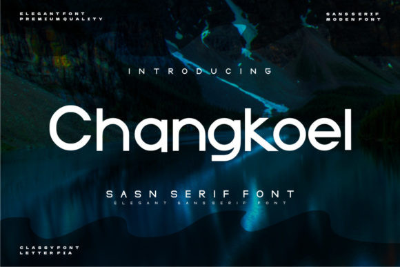 Changkoel Font