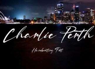 Charlie Perth Font
