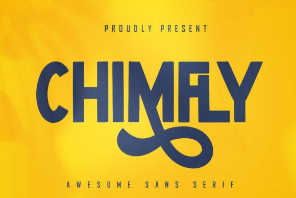 Chimfly Font
