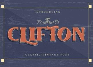 Clifton Font
