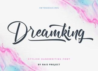 Dreamking Font