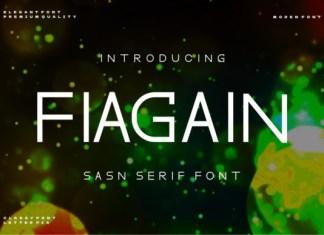 Fiagain Font