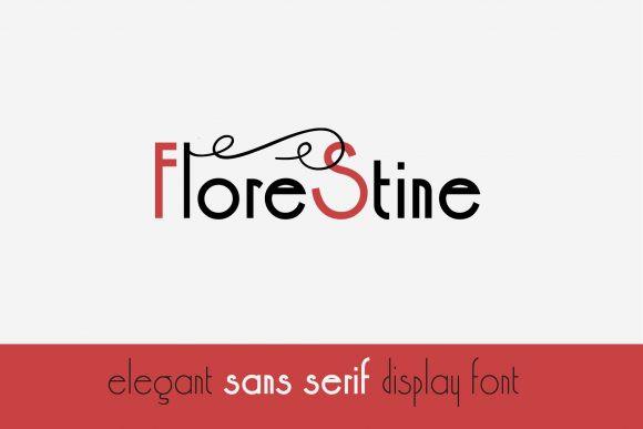 Florestine Font