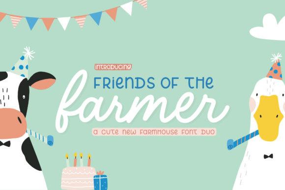 Friends of the Farmer Font