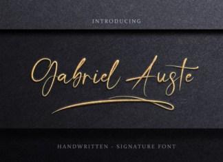 Gabriel Auste Font