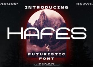 Hafes Font
