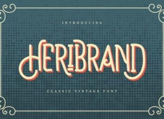 Heribrand Font