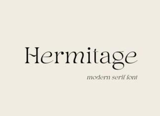 Hermitage Font