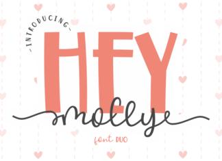 Hey Molly Font