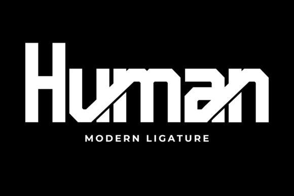 Pro Human Font