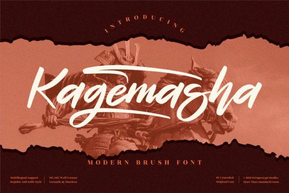 Kagemasha Font