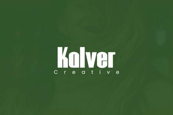 Kalver Font