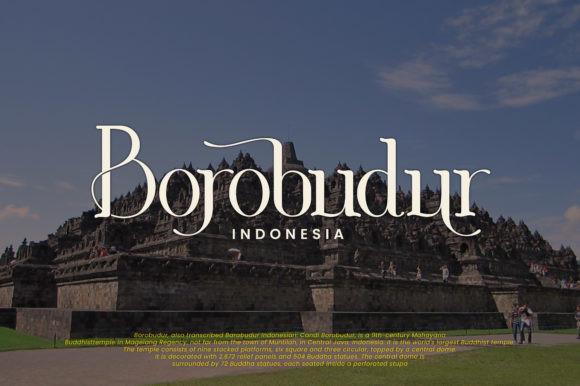 Louries Font