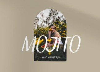 Mojito Font