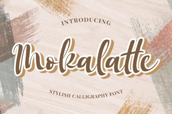Mokalatte Font